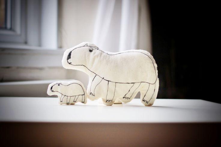 Hand made capybaras ©julia zuzanna