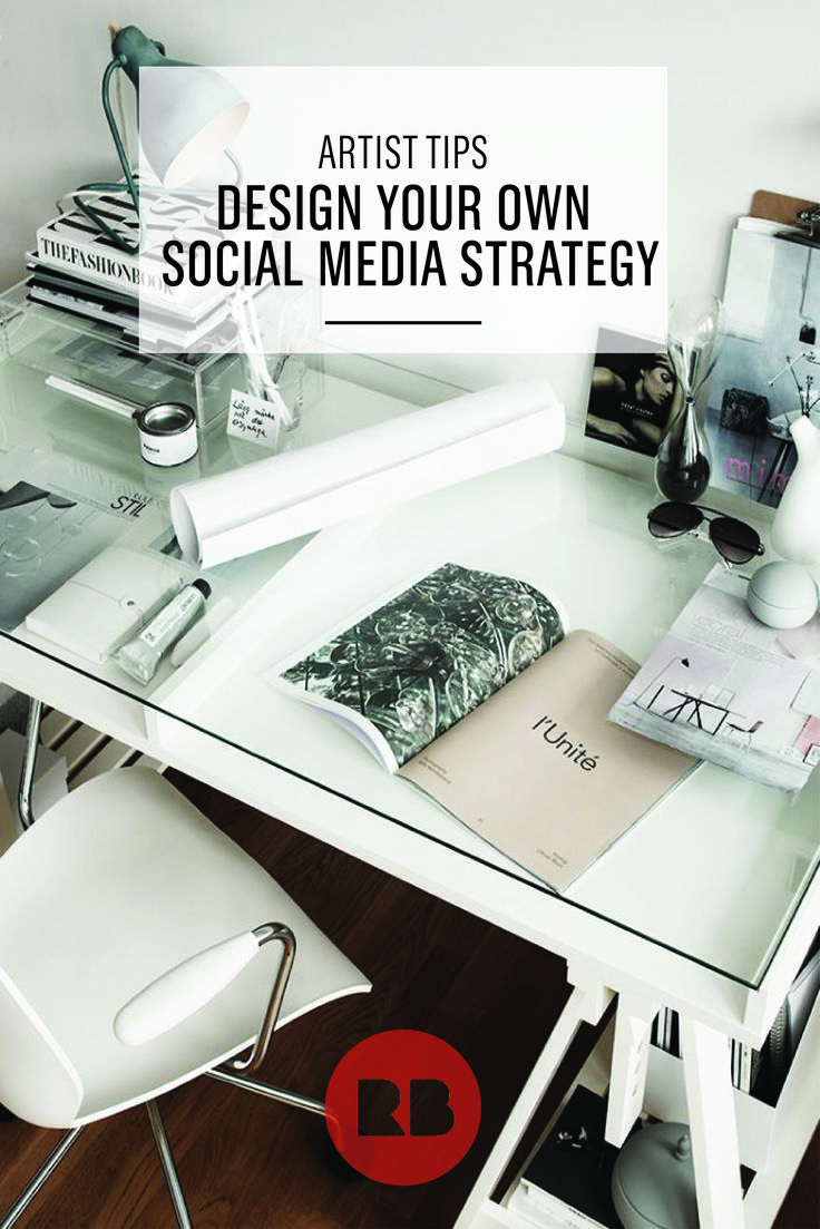 If you're an artist, freelancer, designer, or writer of any kind, you need a social media strategy to promote your work, discover new clients, and create buzz! Follow these guidelines for establishing a digital social media plan that works for you.