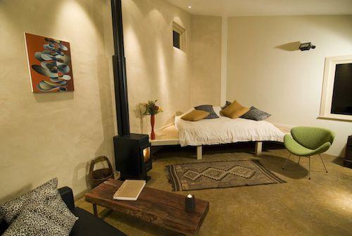 Indigo Bush Studios - Self contained, architecturally designed studio apartments on the outskirts of Coromandel Town