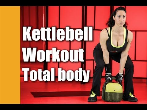 Allenamento Total Body con i Kettlebell - Terry Fitness - YouTube