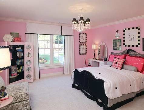 Nice Girl bedroom