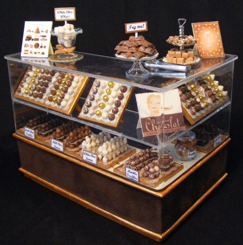 Chocolate Chunks Dunmore Candy Kitchen: 108 Best Tiny Town Sugar Bowl Shop Images On Pinterest