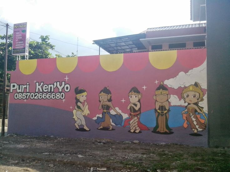 wall painting, Painting, Mural , www.jogjapainting.com