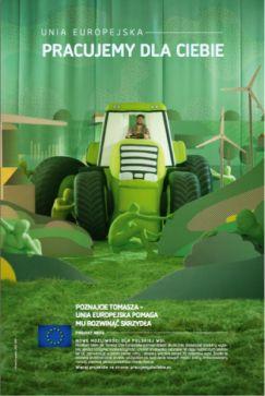 Havas Paris pour Commission Européenne - institution, «European Union is working for you» - février 2015 - Stratégies