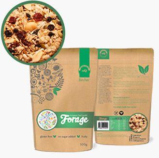 Forage Bircher - Endorsed by Coeliac Australia