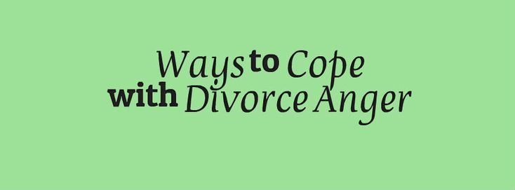 Divorce anger is a normal and natural emotion that's experienced before, during, and even after the legal paperwork is finalized. Divorce related anger stems from many different sources and can at ...  http://www.sagebrushcoaching.com/4-ways-to-cope-with-divorce-anger/