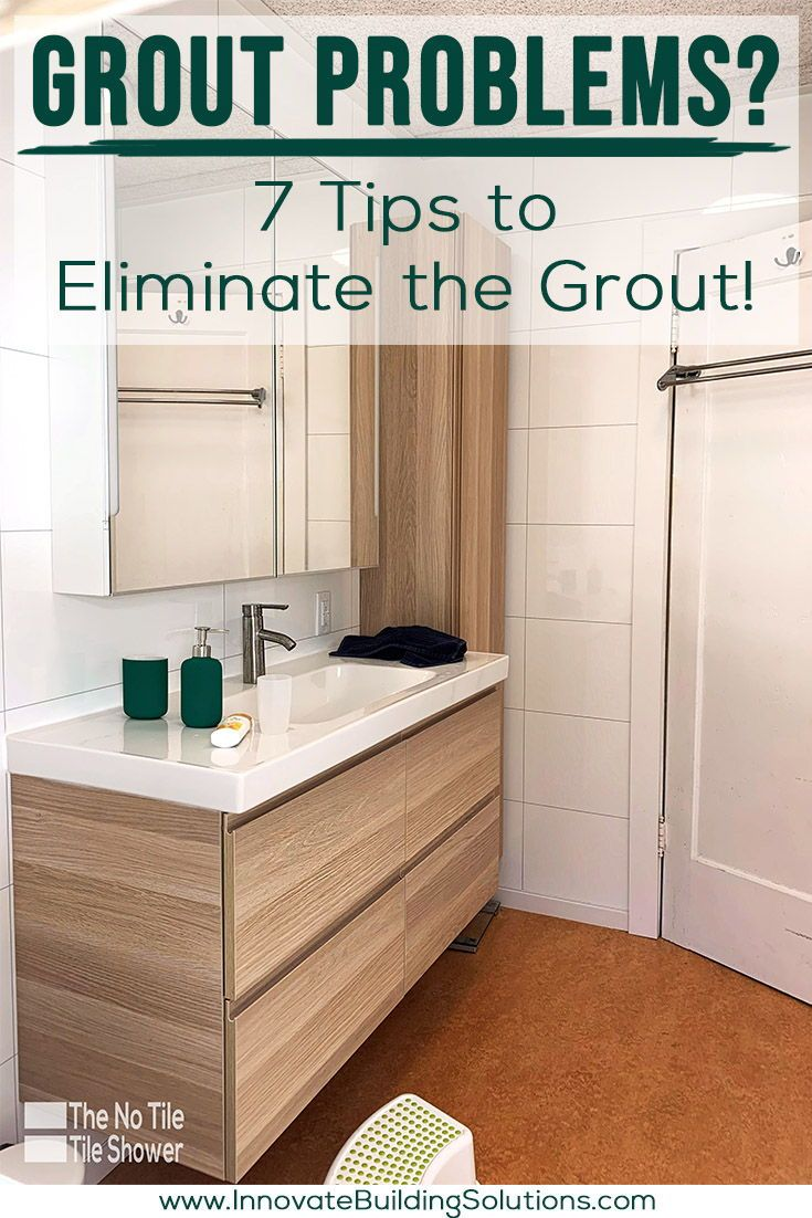 Grout Problems Here S 7 Foolproof Ideas To Eliminate Them From Your Bathroom In 2020 Diy Bathroom Remodel Bathroom Grout Bathroom Wall Panels