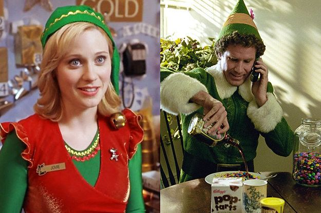 "If You Get 10/10 On This Quiz, You've Def Watched ""Elf"" More Than 1,000 Times"