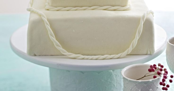 Wedding and Celebration Cake Recipe