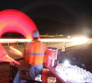 Vagabloggers – Midnight Water Crew to the Rescue! Volunteering for the Ragnar Wasatch Back Relay