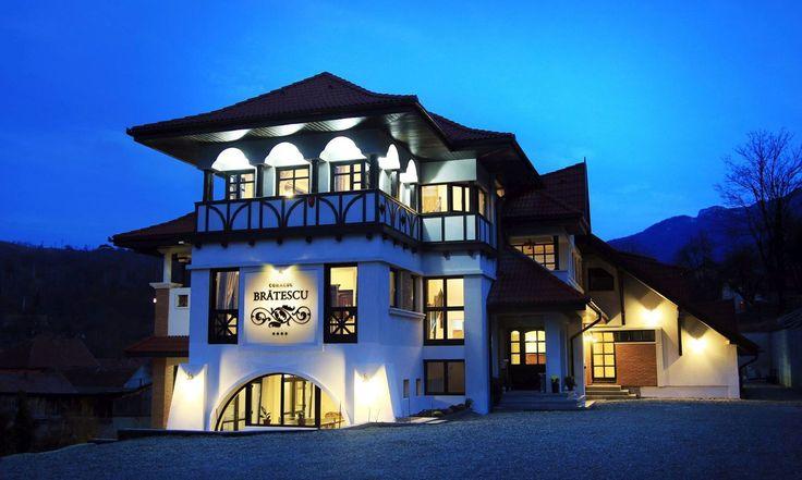 Conacul Brătescu este un conac autentic situat în Bran. Conacul Brătescu este mai mult decât un boutique hotel, este un loc de poveste din România!