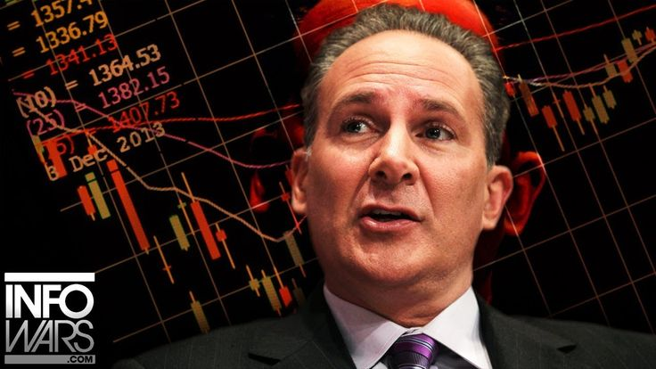Peter Schiff Predicted The Stock Market Plunge, Now Hear What He Says Is...