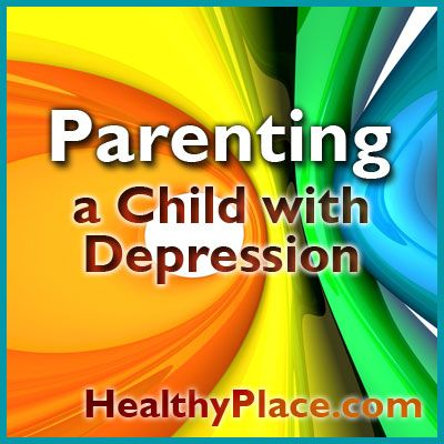 Parenting a depressed child can be very difficult. Here are suggestions for helping your child with depression.