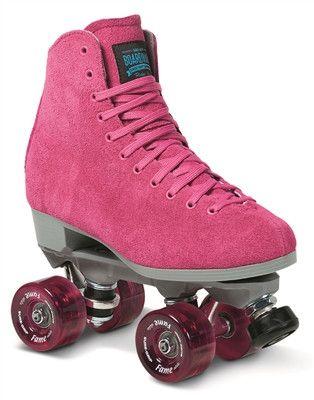 Sure Grip - Boardwalk Fame Roller Skates Artistic Indoor - PINK