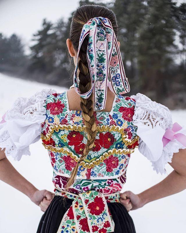 Slovenskej kráse ani zima nevadí  #praveslovenske od  @roma_nettka  @c.z.immer