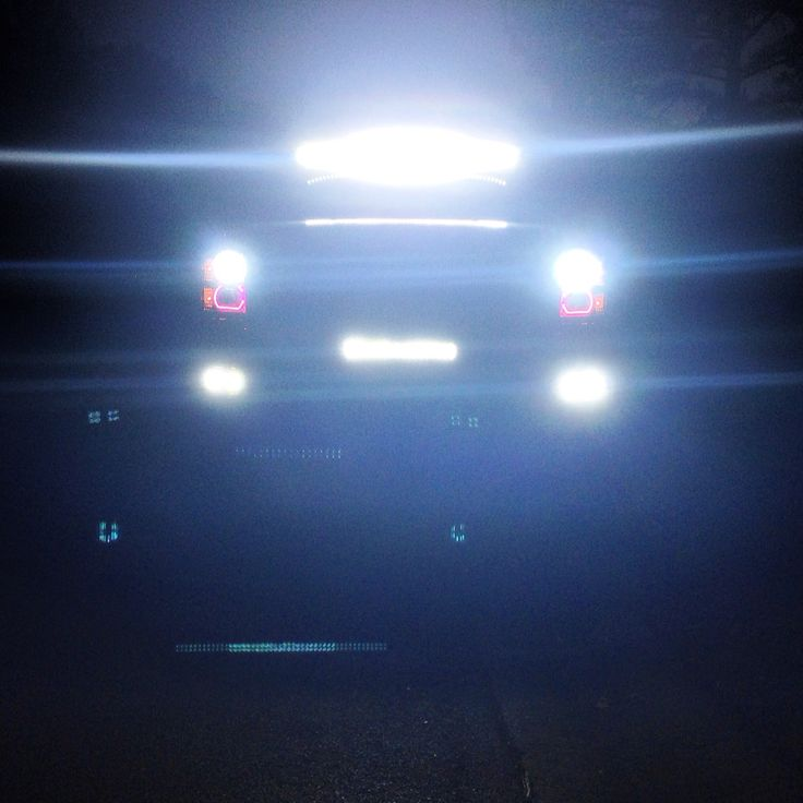 Lights!✔️ #mygirl #litup #hids #lightsbars #halos #fogs #chevy #silverado #z71 #liftedchevygirl