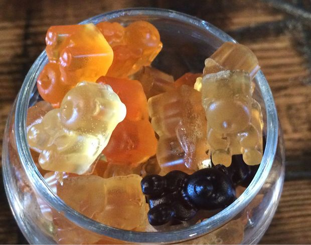 Old Irving Brewing is pulling out all the stops for Chicago Craft Beer Week, including Gummy Beers.