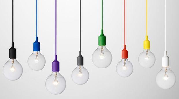 Lampy-żarówki E27, Muuto, Mesmetric, cena: 285 zł
