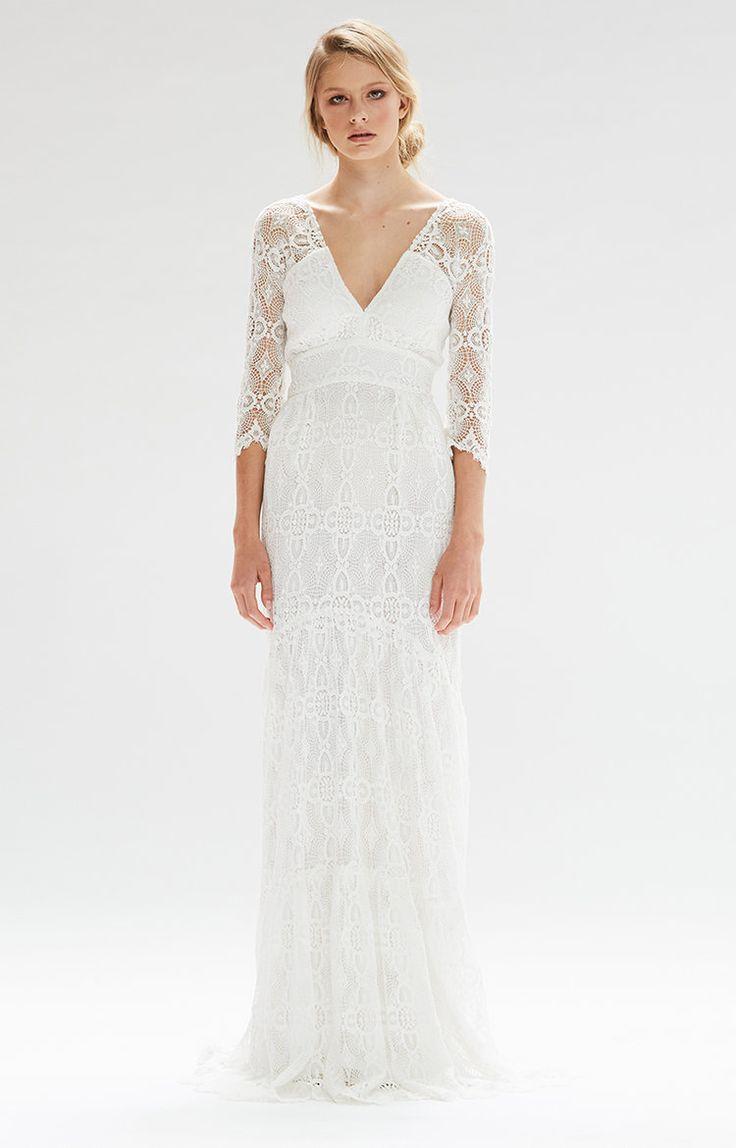 93 best wdding dresses images on Pinterest | Wedding frocks, Short ...