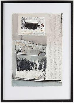 LARS LERIN, Akvarell, signerad och daterad feb -96.