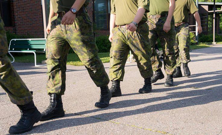 09.06.16 Suomen kasarmeissa sisäilmaongelmia - korjauksiin uppoaa 150 miljoonaa
