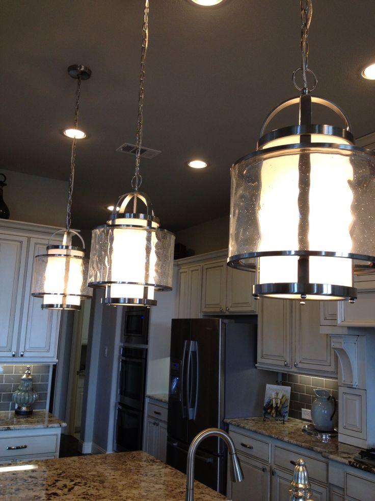Best 25 lights over island ideas on pinterest kitchen for One pendant light over island