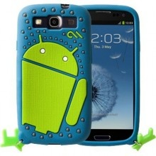 Forro Case-Mate Creatures Case Samsung Galaxy S3 - Droid