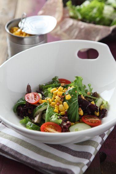 Summer Salad #bakerzin #bakerzinjkt #salad