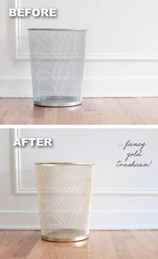 Attraktive DIY Spray Paint Projekte die Geben Wird Neuen Look Um Ihre Möbel – DIY Ideen