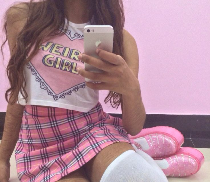 Cyberrghetto Cyberspace Princess El Armario De Miisspinkie Pinterest Chibi Kawaii