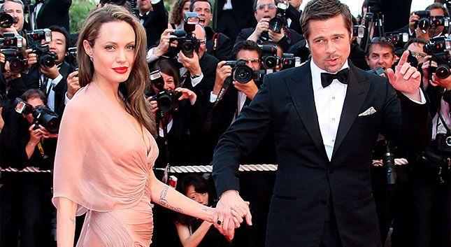 Brad Pitt confiesa que sus hijos y Angelina Jolie son su prioridad