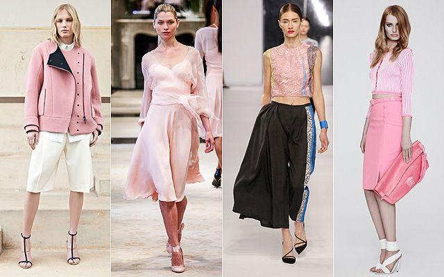 A pink,örök divatot sugároz,egyben kiválóan takarja a felesleget..értik,hölgyeim?