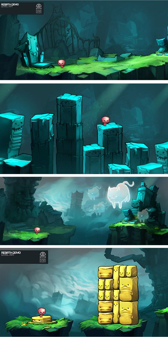 Rebirth background designs by RobinKeijzer.deviantart.com on @deviantART