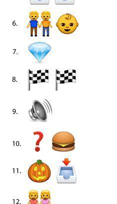 Can You Guess the Emoji Burger Chain?                              …