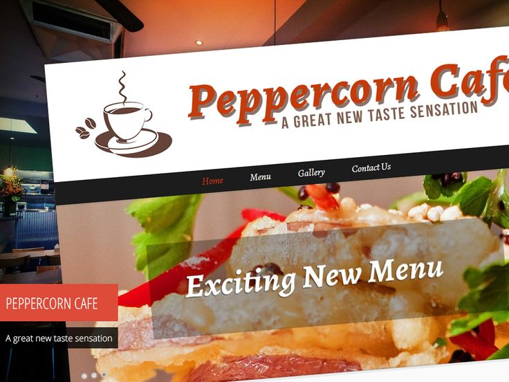 Studio 72 Web Design built a clean, simple and elegant website for Peppercorn Cafe with a minimal design and a content management system which enables them to manage and make updates to their website. #webdesignmelbourne http://www.studio72.com.au/portfolio-item/peppercorn-cafe/