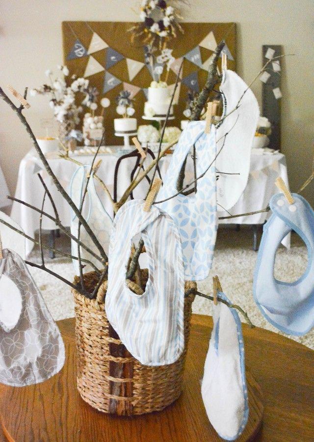 Anders Ruff Custom Designs, LLC: A Rustic Baby Shower