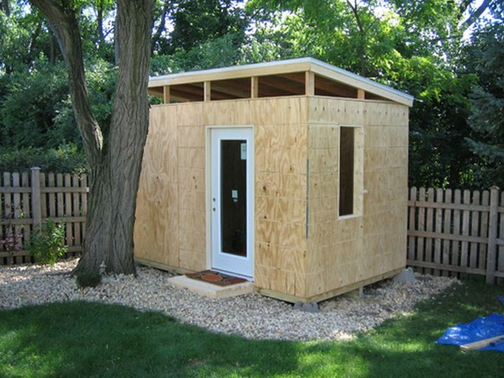 Studio shed diy shed and space projects on pinterest for Studio sheds for sale