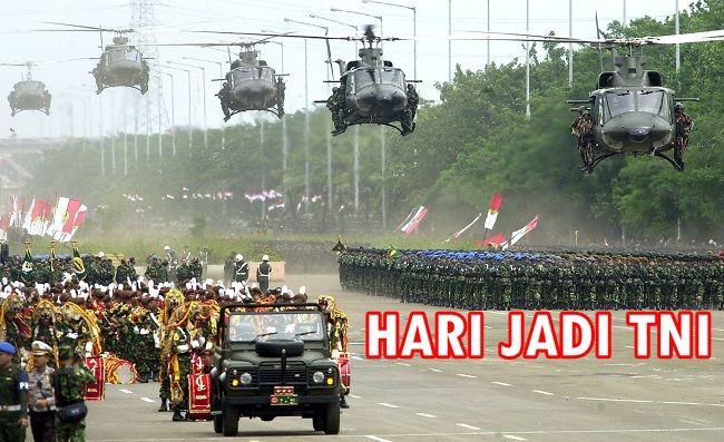 Ultah TNI Sama Dengan Peringatan Hari Guru Internasional Sedunia Berikut Tanggal Peringatanya