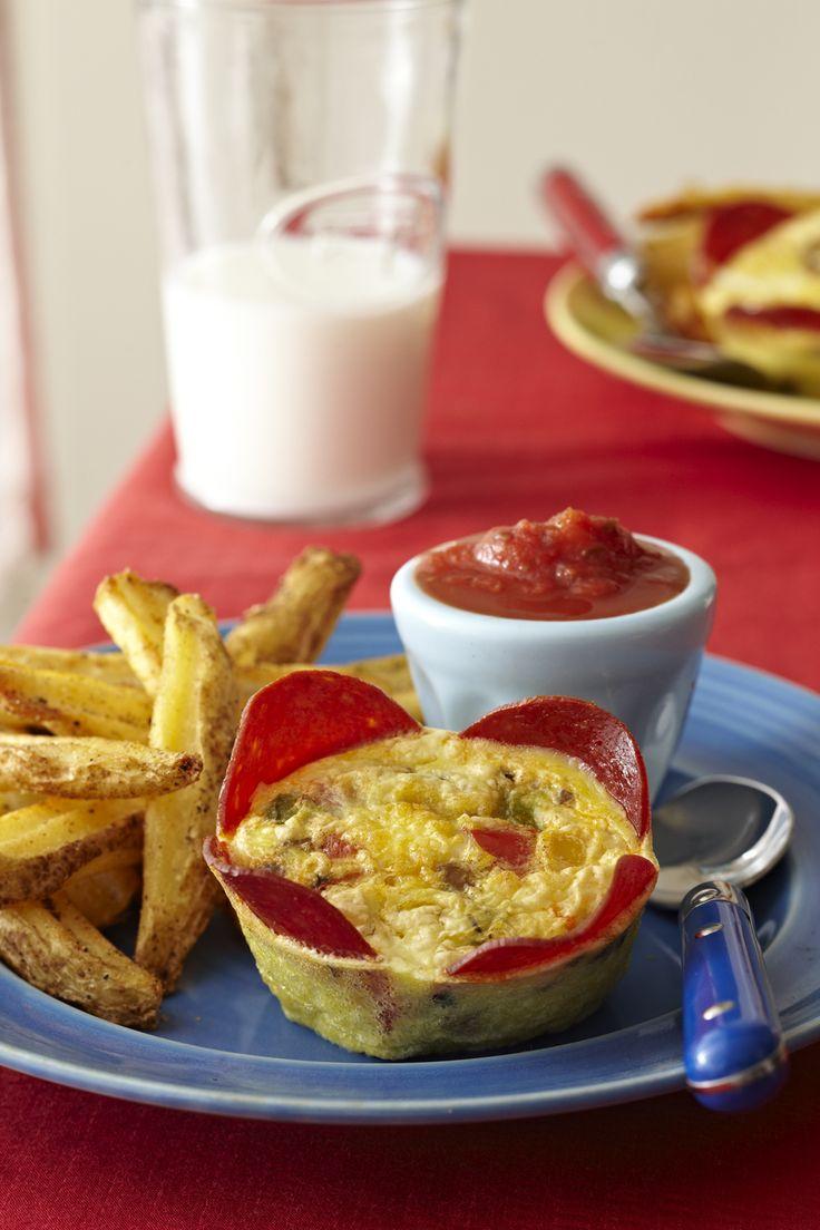 Jamie Oliver - Frittata Recipe - Parenting.com