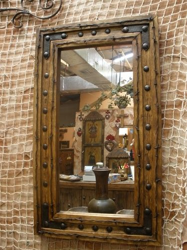 Rustic Decor, Rustic Hardware, Mexican Rustic Furniture | Mexican Imports.   Hardware for French sliding doors.