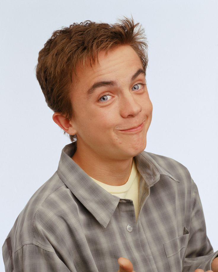 Frankie Muniz was one of my first crushes :)