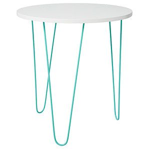 Perfect for a range of interiors and rooms, this round side table will…