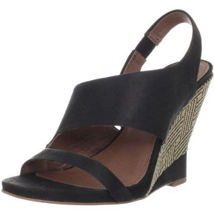 7 for All Mankind Women's Gazelle Wedge Sandal  $143.90
