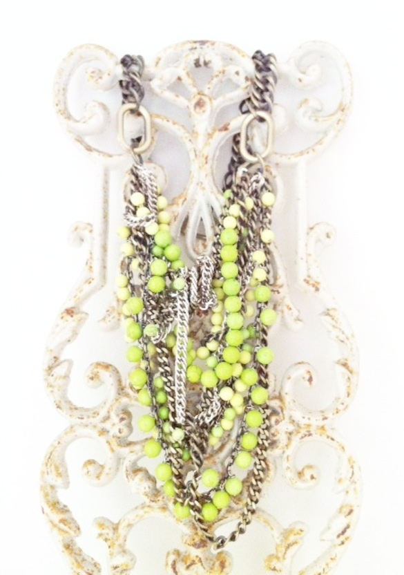 Citrus 'In a Tangle' Necklace