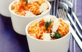 Tomato & Ricotta Pasta