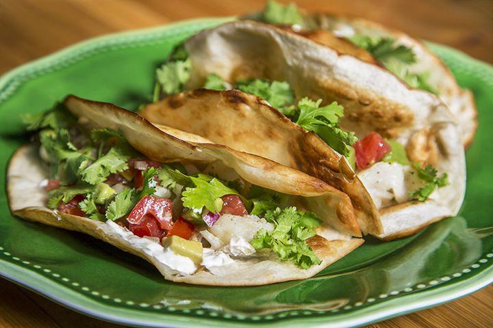 Tacos au poisson #recettesduqc #repas #tacos #poisson
