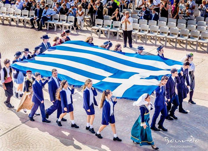 One of the nation's most talented photographers, Nick Bourdaniotis captured stunning images from the Greek Independence Day Parade and celebration in Sydne