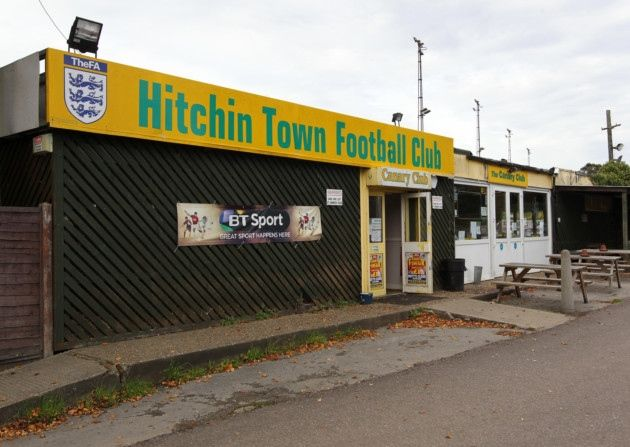 Top Field, Hitchin Town of England.