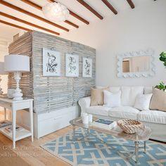 Studio Apartment Design Ideas, Pictures, Remodel, and Decor – page 6 | best stuff/*bed achter paravent
