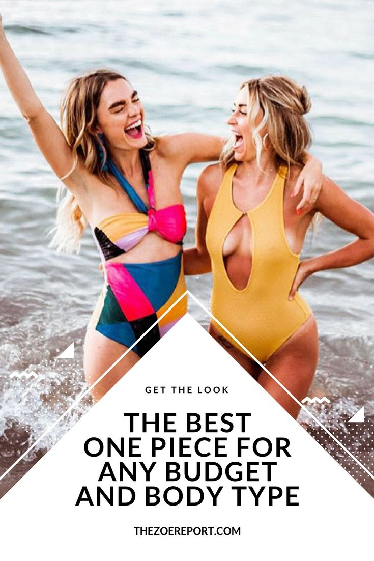 The Best One Piece For Any Budget And Body Type